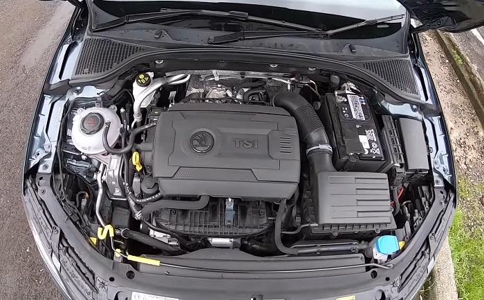 мотор TSI 1,8 Шкода Октавия
