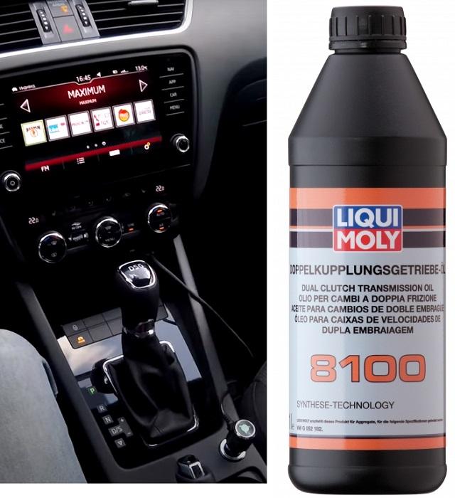 трансмиссионное масло для DSG коробок передач