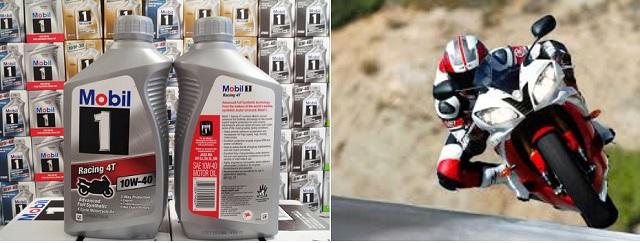 Racing 4T 10W40 Motorcycle Oil