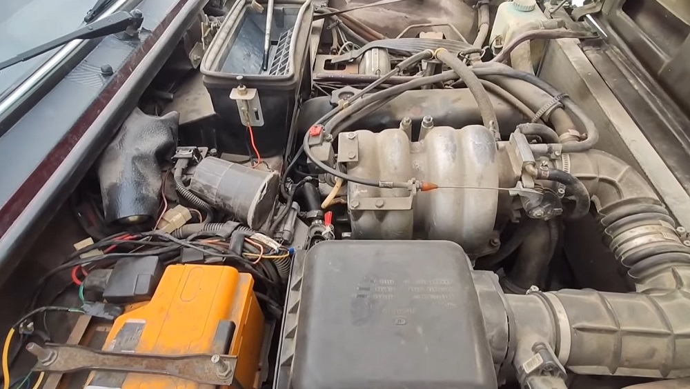 2141 НИВА двигатель