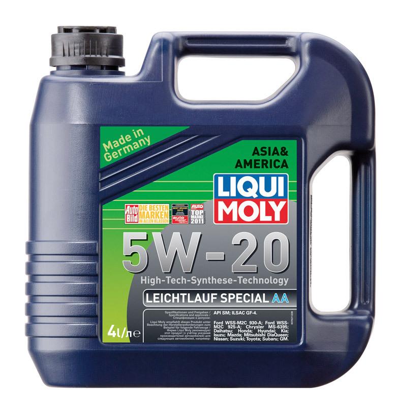 НС-синт. моторное масло Азия Америка