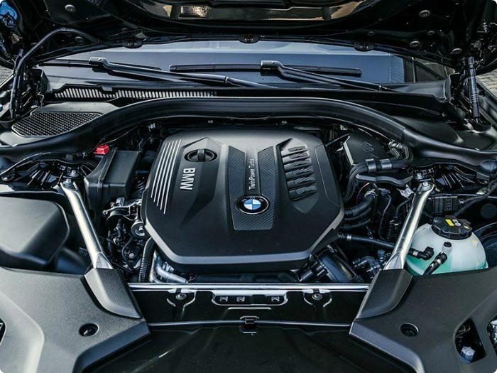 Мотор BMW 540d xDrive M Sport 19