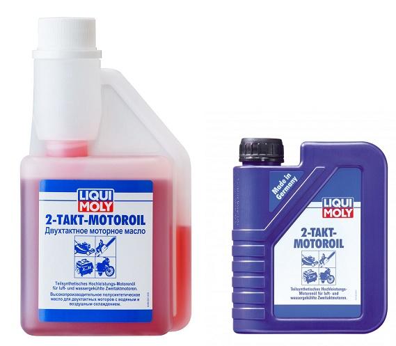 Моторное масло для 2-тактных двигателей