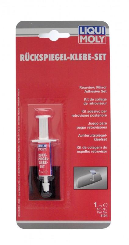 Ruckspiegel-Klebe-Set — Клей для зеркал заднего вида