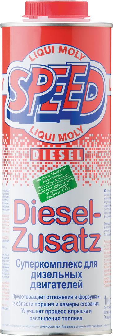 Speed Diesel Zusatz