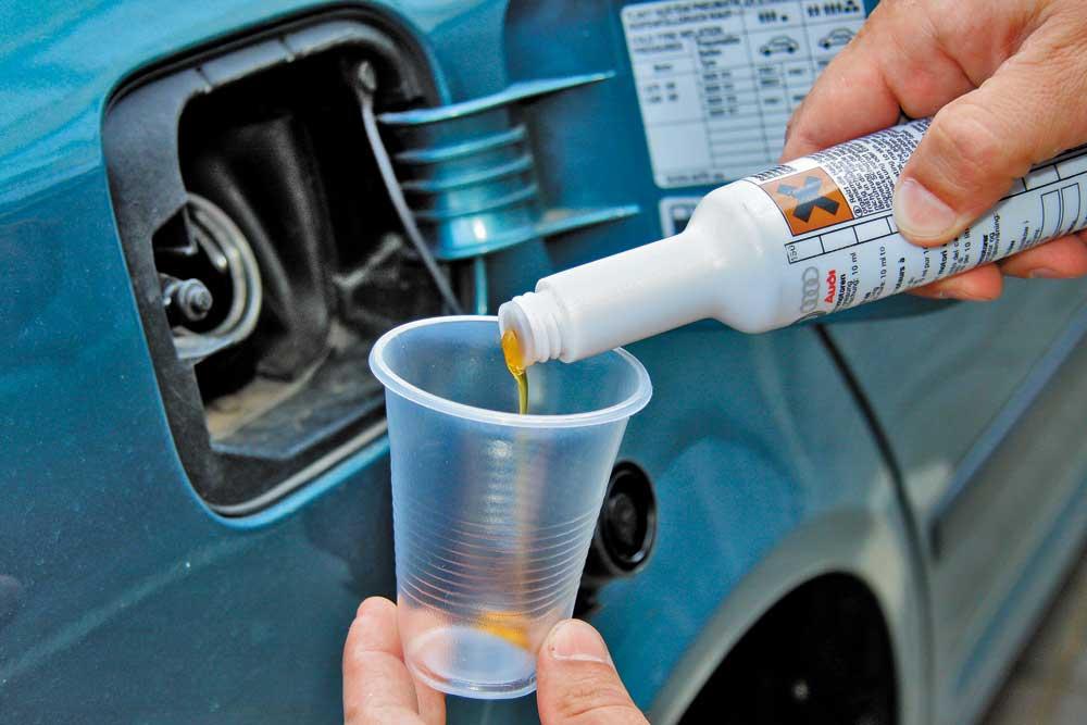 Катализатор горения топлива в автомобиле