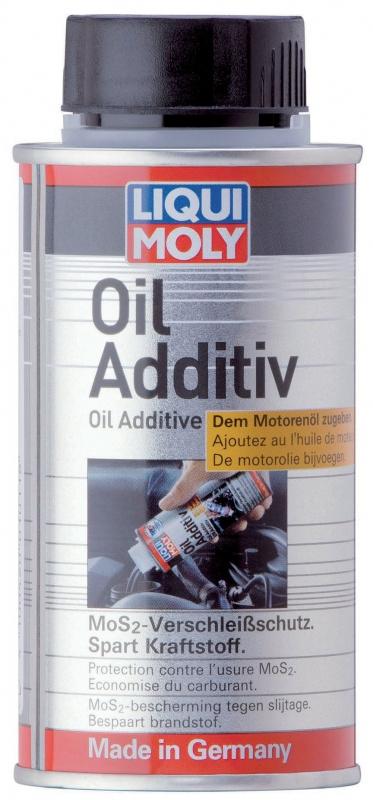 Oil Additiv Присадка с дисульфидом молибдена