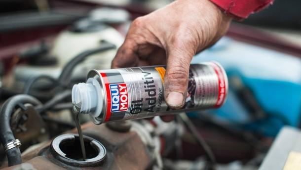 Добавки в моторное масло