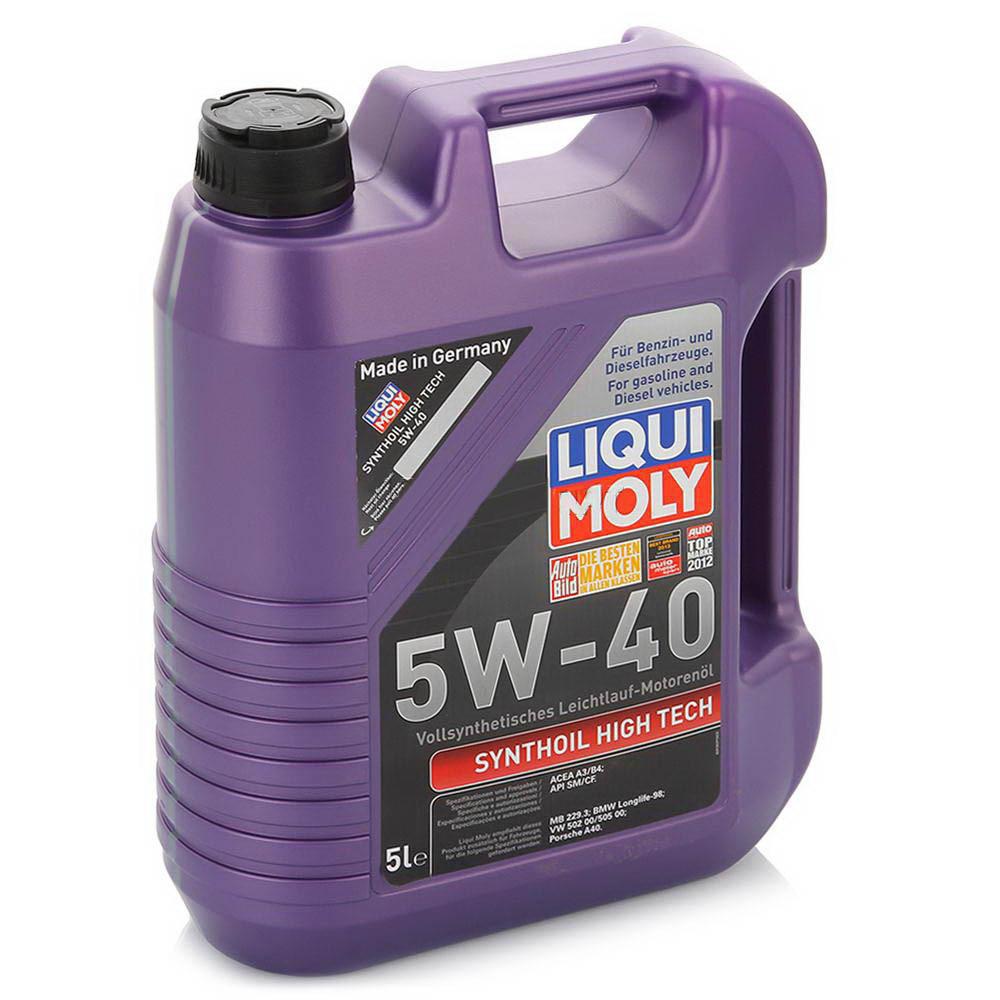 Synthoil High Tech 5W-40