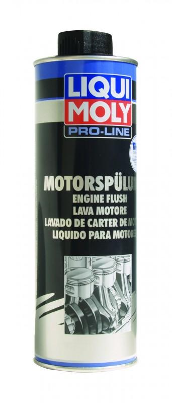 Liqui Moly Pro-Line Motorspulung