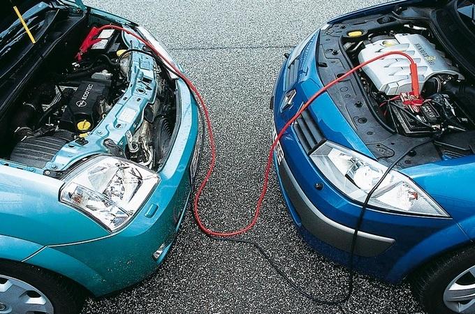 Как правильно прикурить двигатель автомобиля