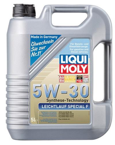 Special F 5W-30— НС-синтетическое моторное масло
