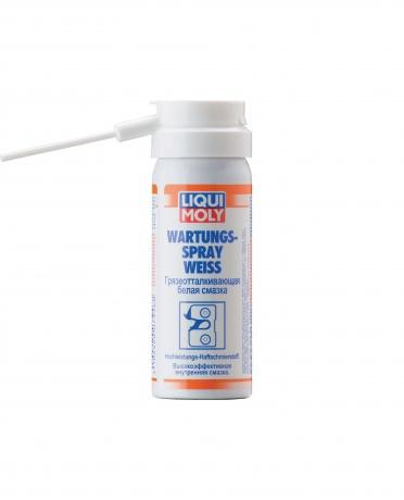 Liqui Moly Wartungs Spray weiss