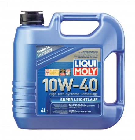 10W40 для любого типа двигателя