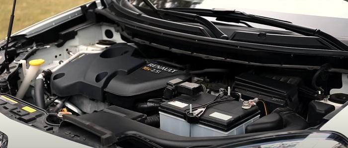 Двигатель Renault 2.5 л.