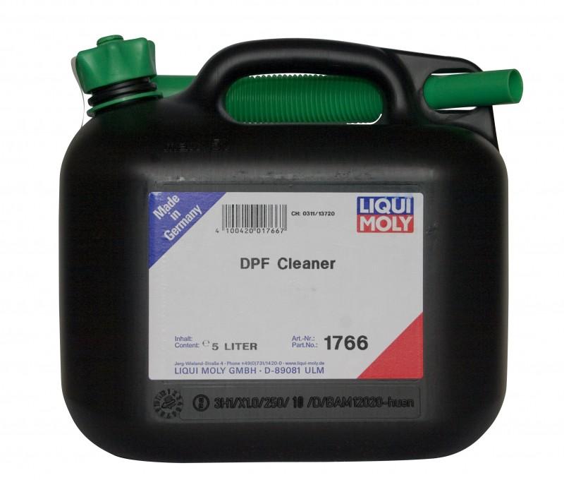 DPF Cleaner (5 л) — Очиститель сажевого фильтра