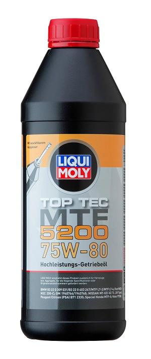 Top Tec MTF 5200 75W80