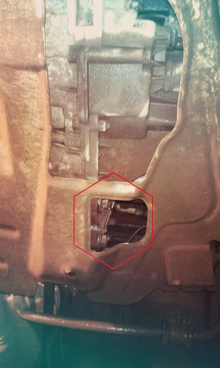 Сливная пробка МКПП под авто калины лады