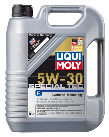 Liqui Moly Special Tec F 5W30 (FORD) 5 литров канистра