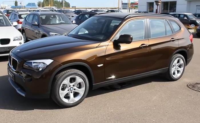 BMW X 1 с пробегом