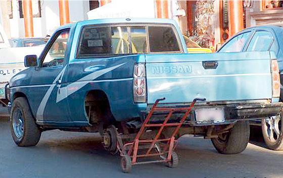 Ремонт колеса авто