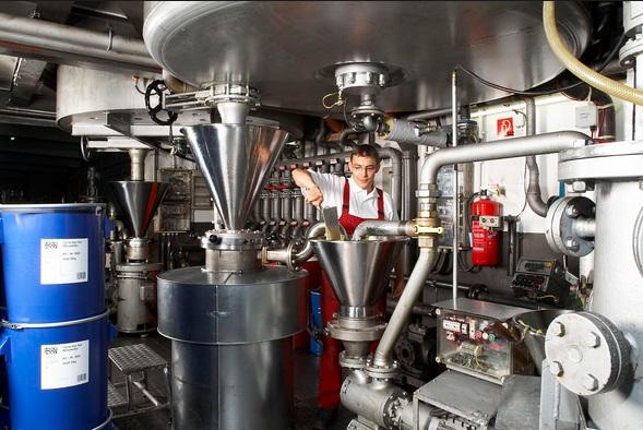 Производство моторных масел