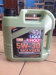 Моторные масла Molygen от Liqui Moly (описание)