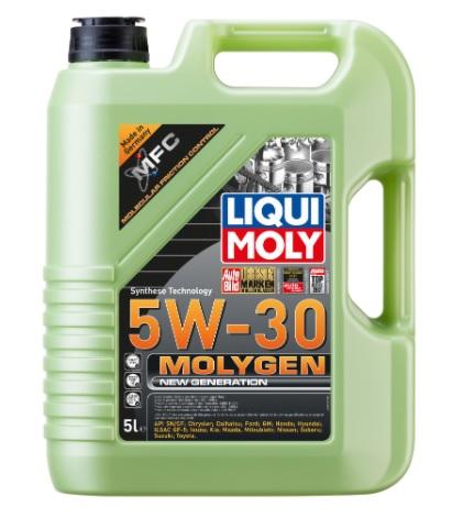 Молиген 5w30 Liqui Moly для Лада X ray