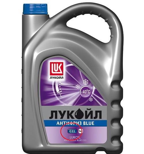 Лукойл G11