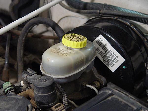 тормозная жидкость, свойства тормозной жидкости, система торможения, отказ работы всей системы