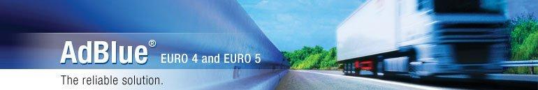 AdBlue уменьшит выбросы в окружающую среду