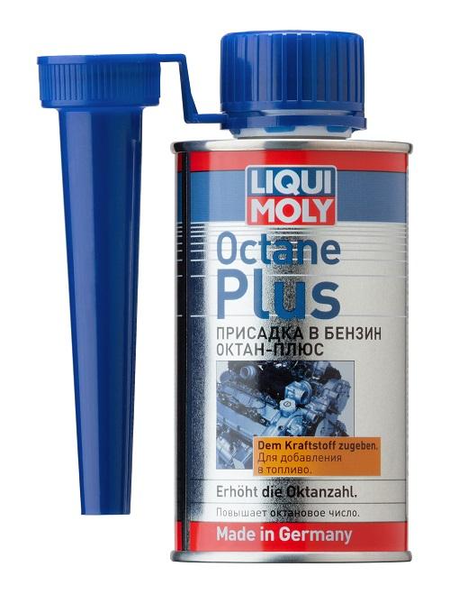 Liqui Moly Octane Plus Присадка в топливо (бензин)