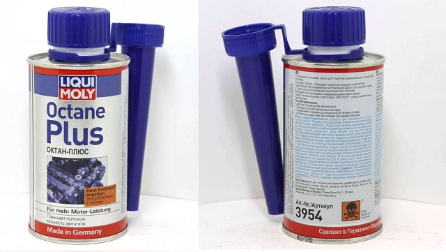 Octane Plus — Присадка в топливо (бензин)