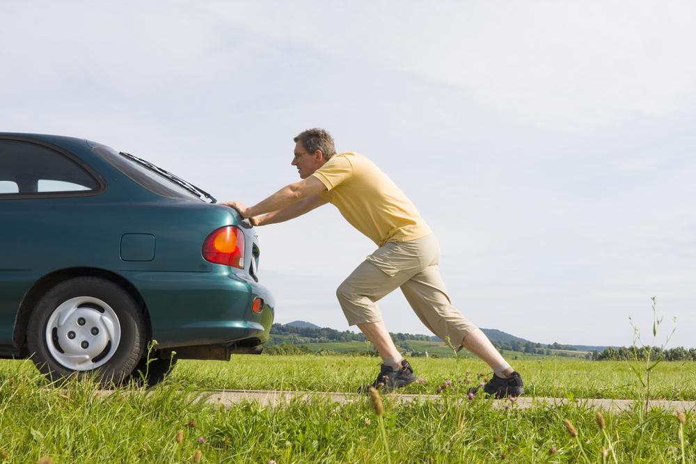Проблемы у машины - решаем