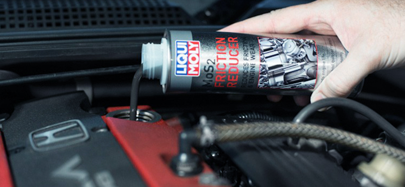 Добавка с моторное масло LM