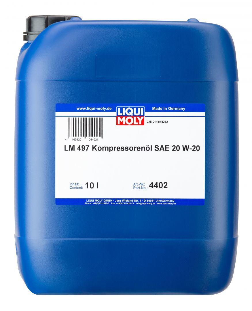 LM 497 Kompressorenoil 20W-20