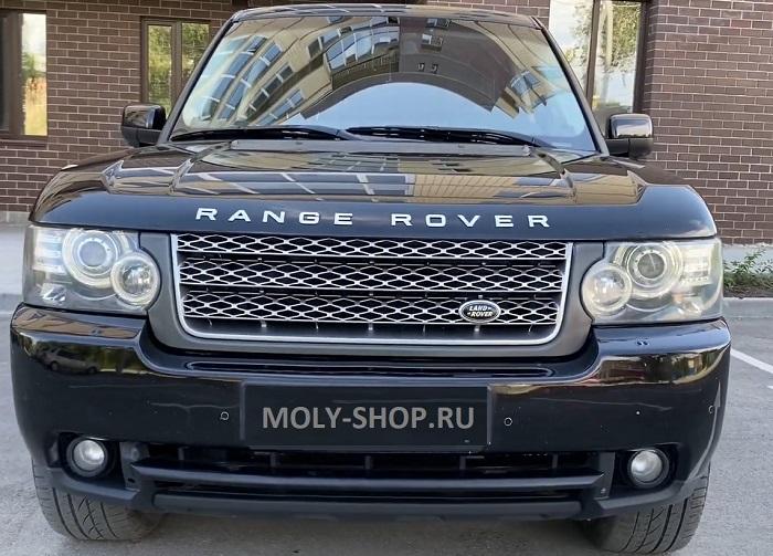 Range Rover спереди фото