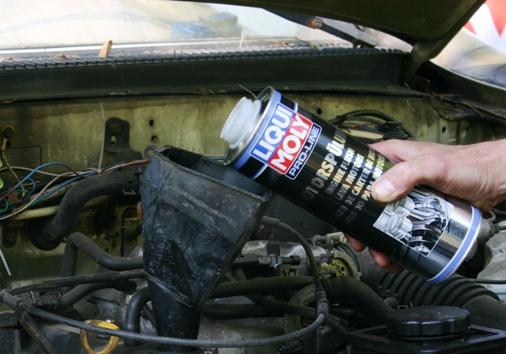 Нужна ли комплексная промывка двигателя автомобиля