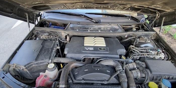 Дизельный двигатель Land Rover 3.6 особенности