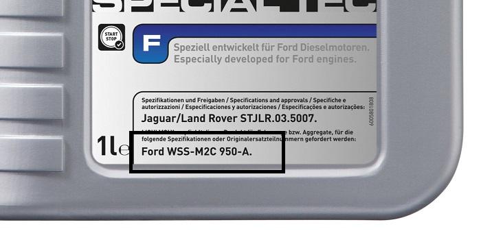 Liqui Moly Special Tec F 0W30 НС-синтетическое моторное масло
