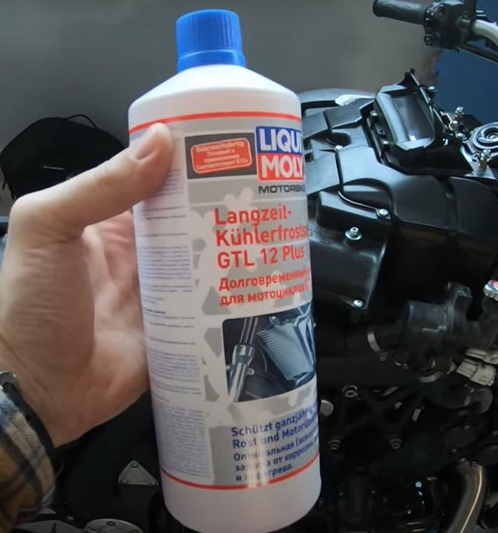 Liqui Moly антифриз для двигателя автомобиля красный G12 +