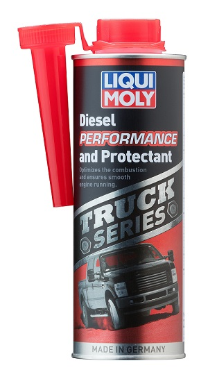 Liqui Moly Truck Series Diesel Performance and Protectant