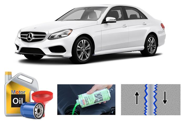 Комплексная защита двигателя автомобиля