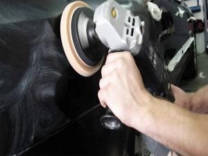 Специальная шкурка для снятия обветренного покрытия с кузова