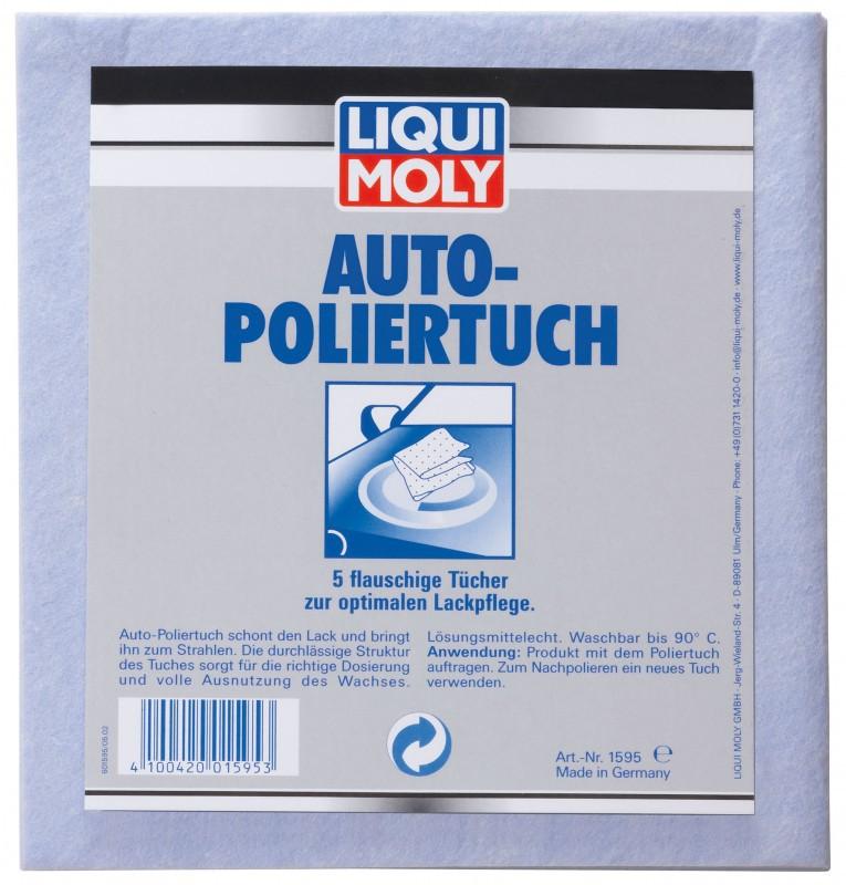 Auto-Poliertuch — Платок для полировки