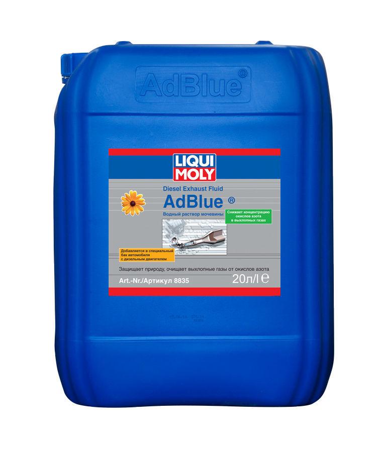 Liqui Moly AdBlue Водный раствор мочевины 32,5%