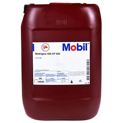 Mobil Mobilgear 600 XP 680 Редукторное масло