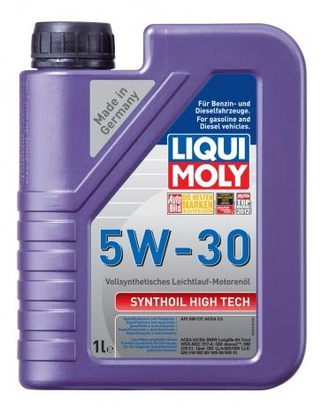 Liqui Moly Synthoil High Tech 5W30 Синтетическое моторное масло