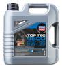 Liqui Moly Top Tec 4600 5W-30  НС-синт. масло для MB, BMW, VAG, Ford, Opel (3763)