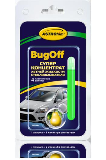 Астрохим АС-4110 - Суперконцентрат летней жидкости стеклоомывателя (Дюшес)